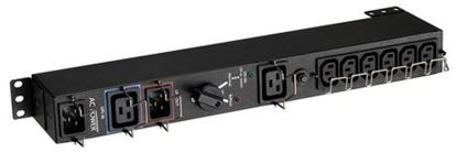 Picture of EATON Hotswap MBS - 1x 16A IEC, 6x 10A IEC