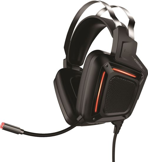 Picture of PROMATE Dynamic Over-Ear Gaming Headset with Microphone. Zero