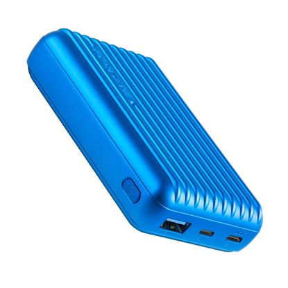 Picture of PROMATE Ultra-Compart Rugged Power Bank with USB-C Input & Output,