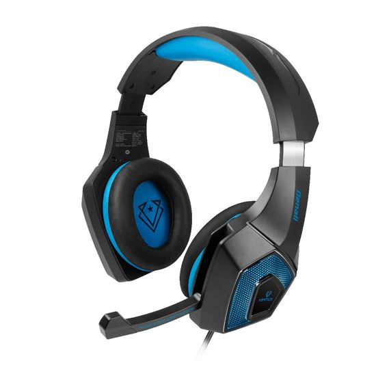 Picture of VERTUX Gaming High Fidelity Surround Sound Wired Over-ear