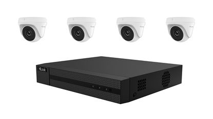 Picture of HILOOK 2MP  Analogue Surveillance Camera Kit with 1TB HDD DVR.
