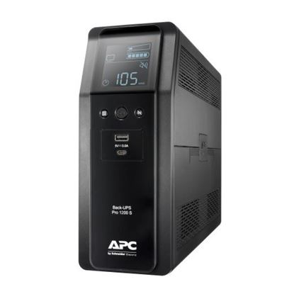Picture of APC Back-UPS PRO Line-Interactive 1600VA (960W) with AVR, 230V