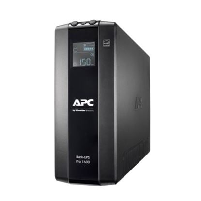 Picture of APC Back-UPS PRO Line Interactive 1600VA (960W) with AVR, 230V