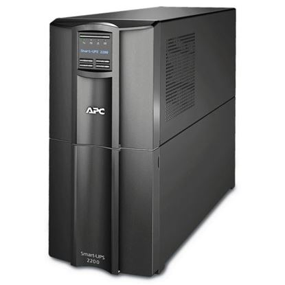 Picture of APC Smart-UPS 2200VA (1980W) Tower with Smart Connect. 230V Input/