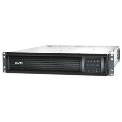 Picture of APC Smart-UPS 3000VA (2700W) 2U Rack Mount with Smart Connect. 230V