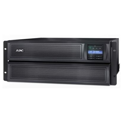 Picture of APC Smart-UPS 3000VA (2700W) 4U Rack/Tower. 200V-240V Input/Output.