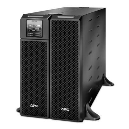 Picture of APC Smart-UPS 5000VA (4500W) 230V Input/Output. 6x IEC C13 Outlets.