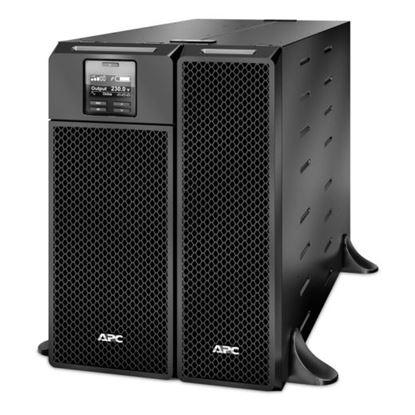 Picture of APC Smart-UPS 6000VA (6000W) 230V Input/Output. 6x IEC C13 Outlets.