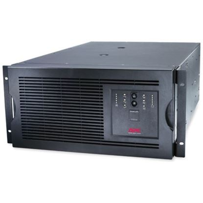 Picture of APC Smart-UPS 5000VA (4000W) 5U Rackmount/Tower. 230V Input/Output