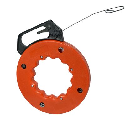Picture of GOLDTOOL 15m Fish Tape. Snag-Resistant Double Loop. Strong