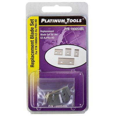 Picture of PLATINUM TOOLS Replacement Blade Set for EZ-RJPRO Crimp Tool (4 pc)