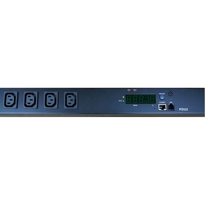 Picture of DYNAMIX 16 Outlet Power Rail. Includes Remote Monitoring, Current
