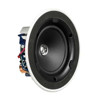 Picture of KEF CI130ER Ultra Thin Bezel 5.25' Round In-Ceiling Speaker. 130mm