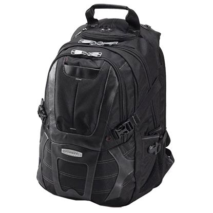 Picture of EVERKI Concept Laptop Backpack 17.3'. Checkpoint friendly design,