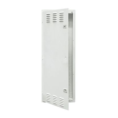 Picture of DYNAMIX 42' FTTH Network Enclosure Recessed Wall Mount with Vented Lid