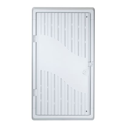 Picture of DYNAMIX 28' Recessed Plastic Network Enclosure, WiFi Ready,