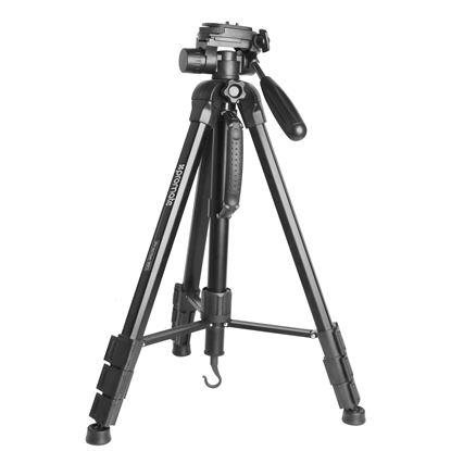 Picture of PROMATE Aluminium Camera Tripod. 55-178cm Height Adjustment. 360