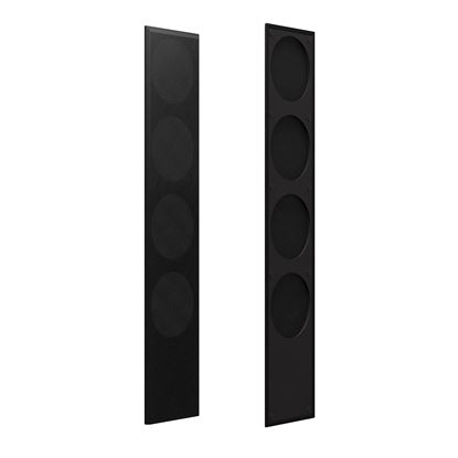 Picture of KEF Cloth Grille For Q550 Speaker. Colour Black. SOLD AS PAIR.