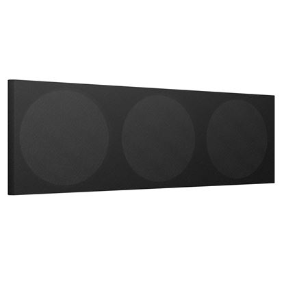 Picture of KEF Cloth Single Grille For Q650 Speaker. Colour Black