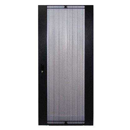 Picture of DYNAMIX Front Mesh Door for 42RU 800mm Wide Server Cabinet.