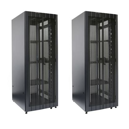 Picture of DYNAMIX 45RU Server Cabinet 1200mm Deep (800x1200x2181mm) FLAT PACK