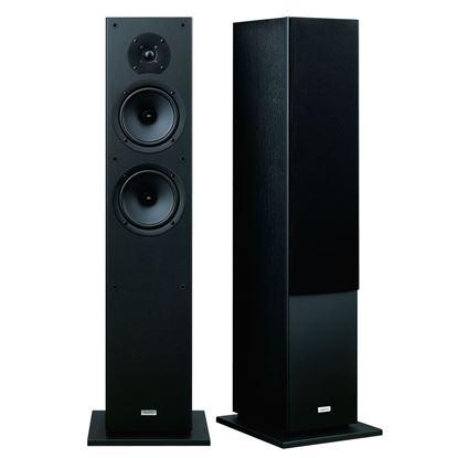Picture of ONKYO Floor standing Front Speakers . 2x 16cm cone woofers. 1x 2.5cm