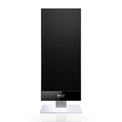 Picture of KEF 4.5' Satellite Speaker. Ultra-slim bass driver. Large