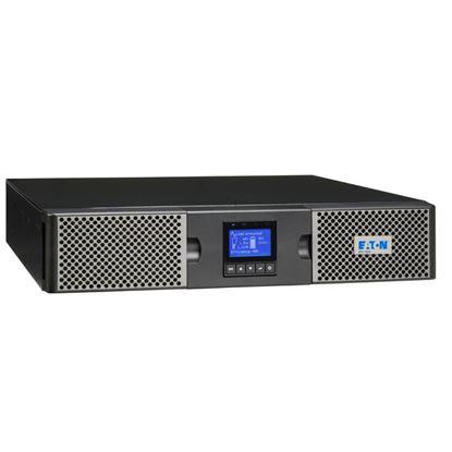 Picture of EATON 9PX 1000VA Rack/Tower UPS. 10Amp Input, 230V. Rail Kit
