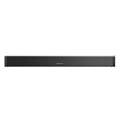 Picture of PROMATE Wireless 60W Bluetooth SoundBar. USB/AUX/Optical/HDMI