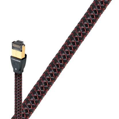 Picture of AUDIOQUEST Cinnamon Ethernet - 0.75 m