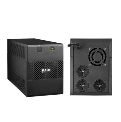 Picture of EATON 5E UPS 1100VA/660W, 3x ANZ OUTLETS, Fan