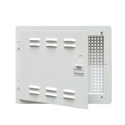 Picture of DYNAMIX 14' Network Enclosure Recessed Wall Mount, Vented Lid,