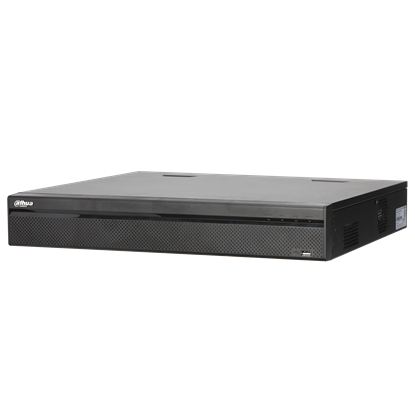 Picture of DAHUA 24 Channel PoE Pro NVR, 4TB HDD. 12MP Max, H.265+.
