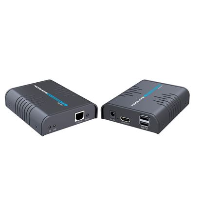 Picture of LENKENG HDMI Extender with KVM Support. Extends HDMI  up to 120m