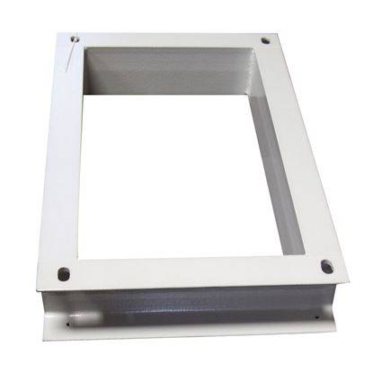 Picture of DYNAMIX Floor Mount Plinth for 400mm Deep Outdoor Wall Mount