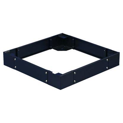 Picture of DYNAMIX SR Series Cabinet Plinth. 100mm high. Suites 600 x 800mm SR