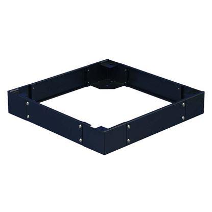 Picture of DYNAMIX SR Series Cabinet Plinth. 100mm high. Suites 600 x 900mm SR