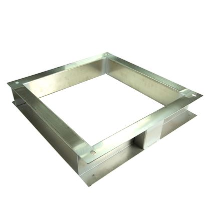 Picture of DYNAMIX Floor Mount Plinth for 600mm Deep Outdoor Wall Mount