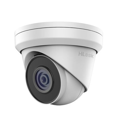 Picture of HILOOK 5MP IP Fixed Turret Network PoE Camera with 2.8mm Lens.