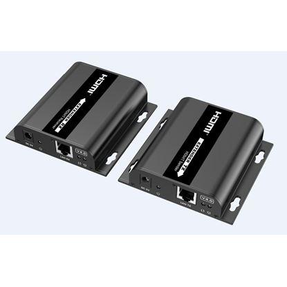 Picture of LENKENG HDbitT HDMI Extender over IP CAT5/5e/6 Network Cable Kit