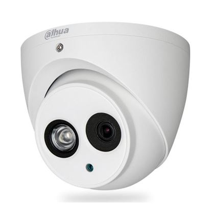 Picture of DAHUA 4MP HDCVI IR Turret Camera. 30fps@4MP.