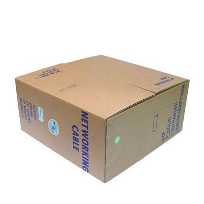 Picture of DYNAMIX 50m Cat6 Ivory UTP SOLID Cable Roll, 250MHz, 23AWGx4P, PVC
