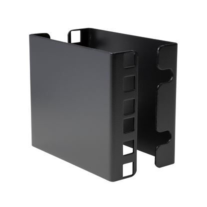 Picture of DYNAMIX Vertical Rail Extension Bracket for a 2U Rackmount.