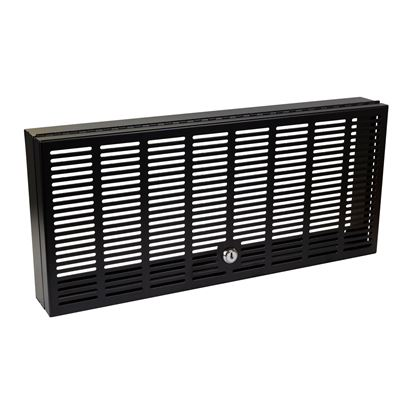 Picture of DYNAMIX 5RU 19' Server Security Lock. Fully Enclosed Top, Bottom, &
