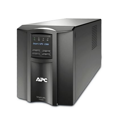 Picture of APC Smart-UPS 1500VA (1000W) Tower with Smart Connect. 230V Input/