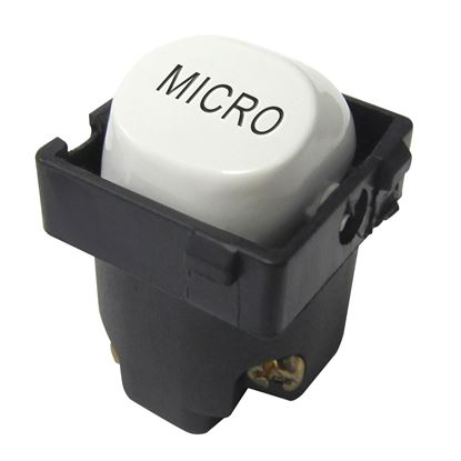 Picture of TRADESAVE 16A 2-Way Labelled MICRO Mechanism. Suits all Tradesave