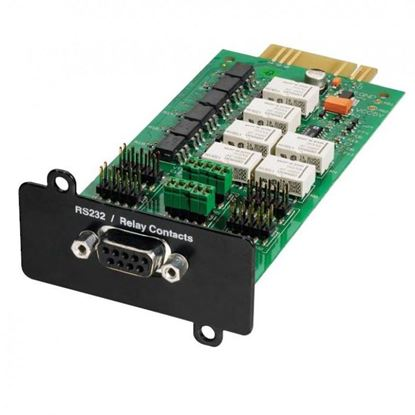 Picture of EATON MS Slot Relay Card with 4x dry-contact volt-free alarm outputs