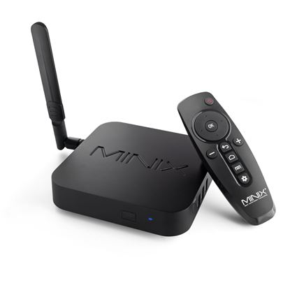 Picture of MINIX NEO U22-XJ Android Media Hub. Includes NEO A3 Remote. Android 9.0