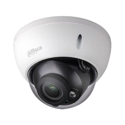 Picture of DAHUA 4MP IP Dome Network IR Camera. Motorized lens.