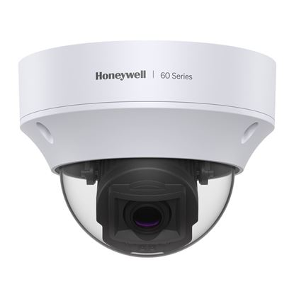 Picture of HONEYWELL 60 Series 5MP WDR Outdoor IR Dome Camera with P-IRIS Lens.